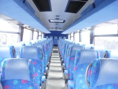 50 Seat Luxury Coach