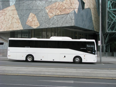 57 Seat Luxury Coach